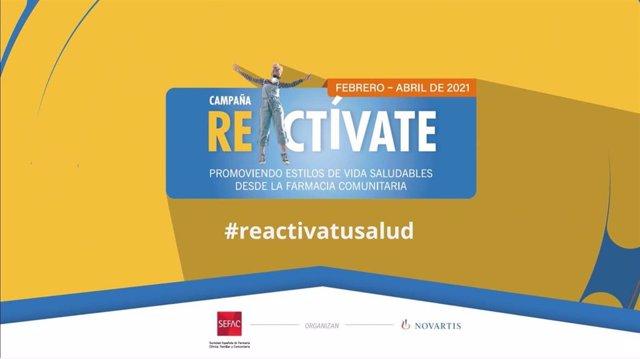 Campaña 'Reactívate'.