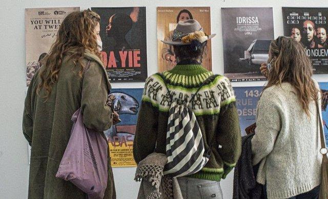 Público en el Teatro Alameda de Tarifa