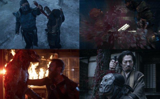 Los 8 momentos más sangrientos del brutal tráiler de Mortal Kombat