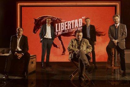 Cultura.- Enrique Urbizu presenta 'Libertad', su proyecto para cine y televisión