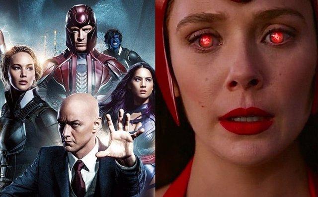 ¿Explica Bruja Escarlata Y Visión (Wandavision) Cómo Surgen Mutantes En El Universo Marvel?
