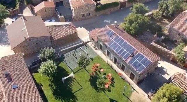 Primer proyecto de comunidad energética rural en España impulsado por Red Eléctrica