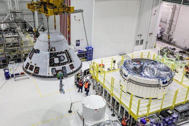 Los equipos de la NASA y Boeing están ajustando la fecha de lanzamiento de Orbital Flight Test-2 para permitir más tiempo para el procesamiento de hardware y la nave espacial CST-100 Starliner.