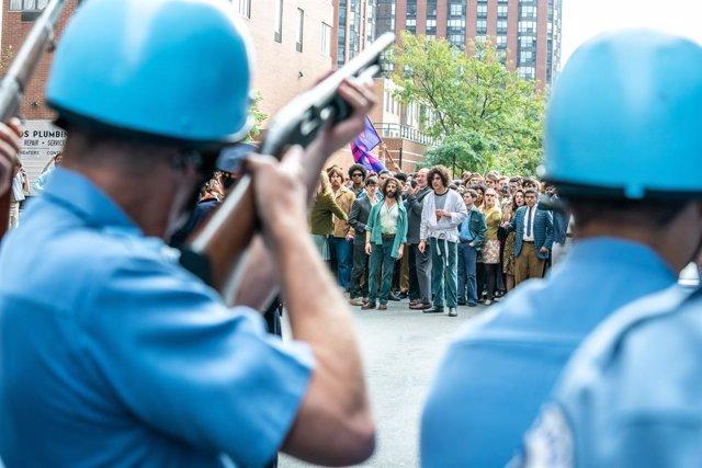 Archivo - Imagen de El juicio de los 7 de Chicago