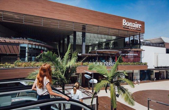 Imagen del centro comercial Bonaire