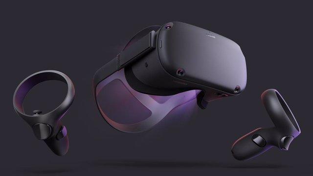 Archivo - Oculus Quest