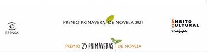 'Los ingratos' de Pedro Simón y 'No hay gacelas en el Finlancia' de Dimas Prychyslyy, Premios Primavera de Novela