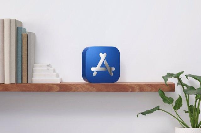 Archivo - Logo App Store