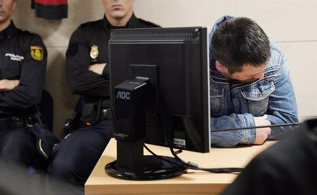 Archivo - El acusado por el presunto asesinato de Diana Quer, José Enrique Abuín Gey, alias `el Chicle durante la sesión final del juicio, en Santiago de Compostela/Galicia (España), a 22 de noviembre de 2019.