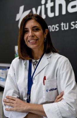 La doctora Magdalena Lechuga, ginecóloga de Vithas Granada