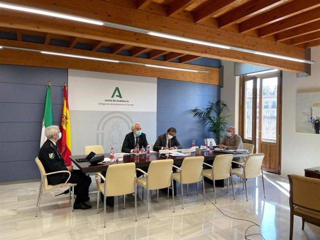 Comité Asesor provincial de Plan de Emergencia ante el Riesgo Sísmico