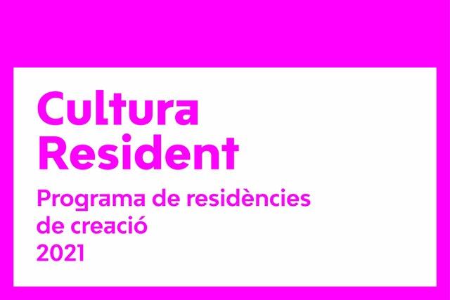 El programa de residencias de creación de la Generalitat, 'Cultura Resident', lanza siete nuevas convocatorias públicas para el desarrollo de 14 residencias artísticas