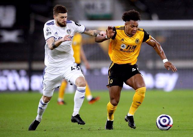 Adama Traoré contra el Leeds