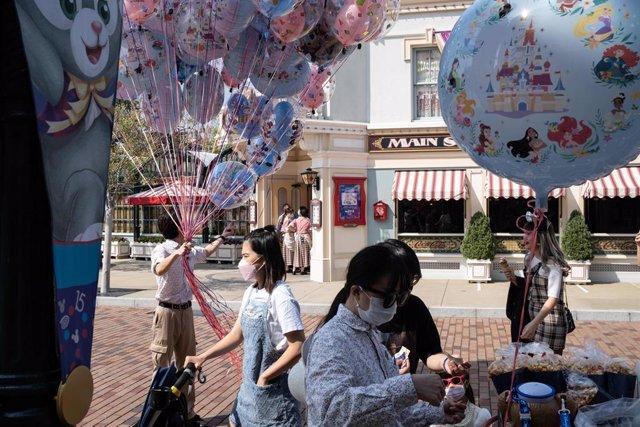 Reapertura en Hong Kong del Parque Disneyland Park el 19 de febrero de 2021
