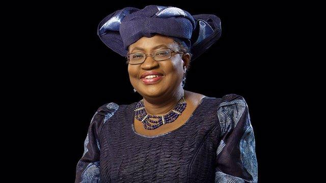 La directora general de la OMC, Ngozi Okonjo-Iweala.