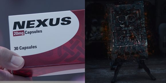 7. El anuncio de WandaVision 1x07, explicado: Nexus y su conexión con el libro de Agnes y el Multiverso