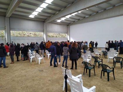 Los trabajadores de Siemens Gamesa en As Somozas (A Coruña) aprueban por unanimidad el ERE extintivo
