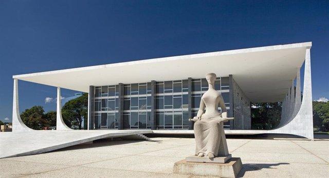 Sede del Tribunal Supremo de Justicia de Brasil (TSJ)