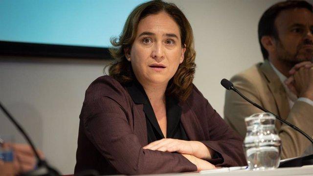 L'alcaldessa de Barcelona, Ada Colau