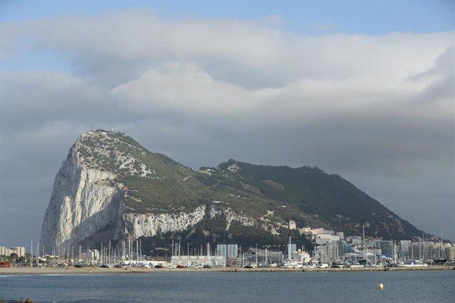 Archivo - El Peñón de Gibraltar