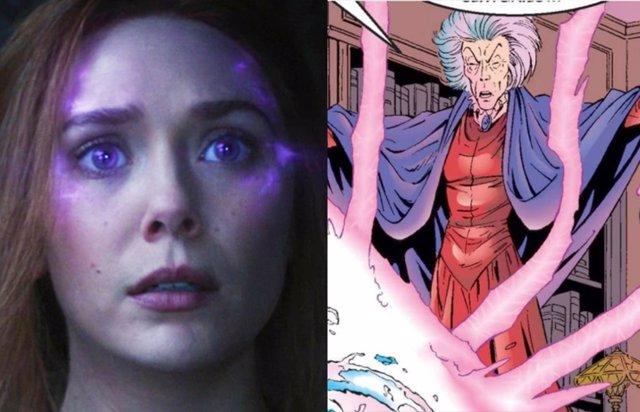 WandaVision 1x07 ¿Quién es Agatha Harkness? Su historia y poderes en los cómics Marvel