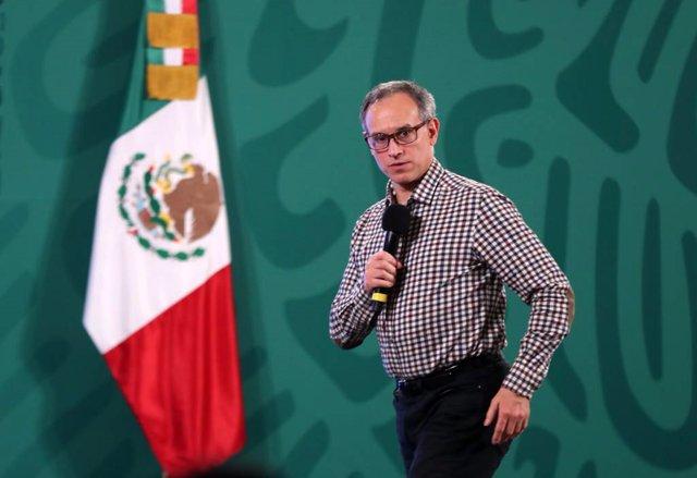 Hugo Lopez-Gatell, subsecretario de Prevención y Promoción de la Salud de México.