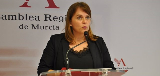 """Archivo - Martínez Pay (PSRM): """"Europa vuelve a poner en evidencia la nefasta gestión del medio ambiente del Gobierno regional"""""""