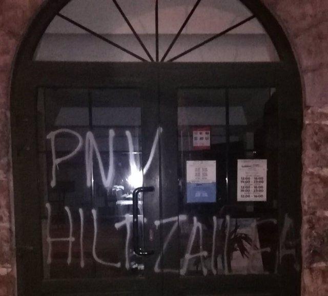 Ataque al Ayuntamiento de Lekeitio