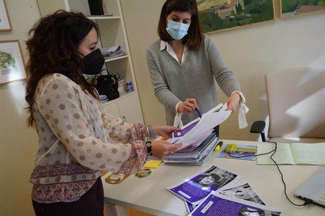 La Diputación de Segovia presenta iniciativas para conmemorar el 8M