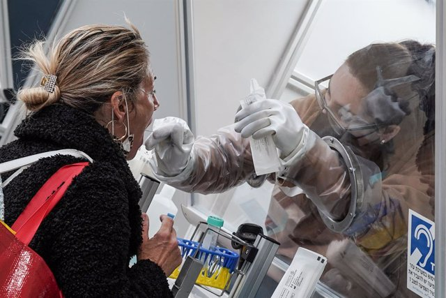 Coronavirus a Israel