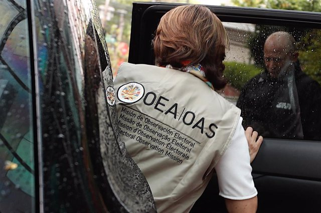 Misión de observadores electorales de la Organización de Estados Americanos (OEA)