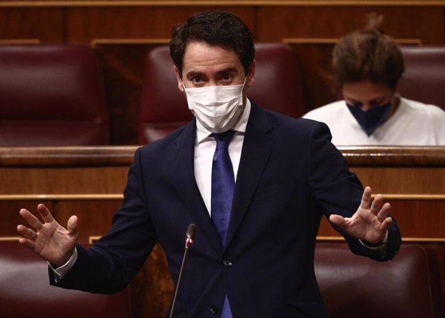 """García Egea cree que Vox hace el """"ridículo"""" al recurrir ante el TC el acuerdo para renovar el CGPJ"""