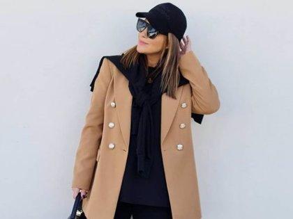 Paula Echevarría enamora con su último look comfy 100% premamá