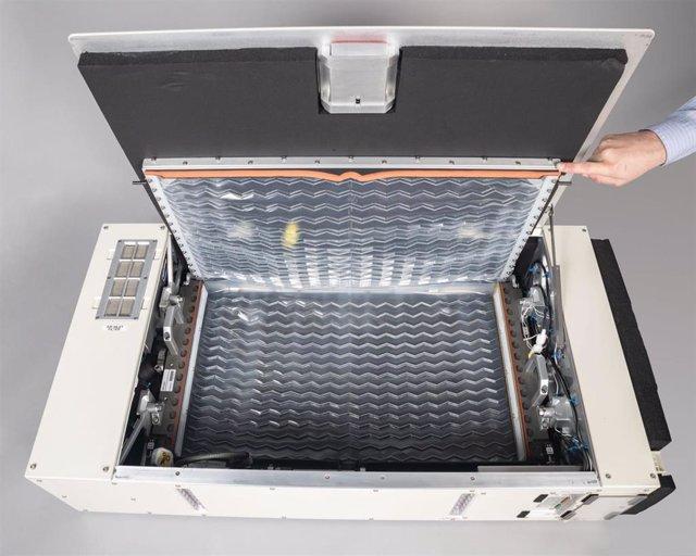 Demostrador tecnológico de reciclaje de orina para la Estación Espacial