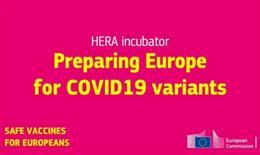 El ISCIII participa en un proyecto europeo para la investigación de variantes y el desarrollo de vacunas