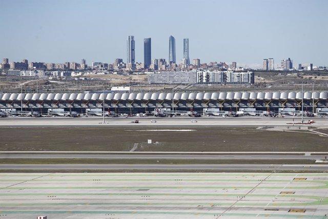 Archivo - Aeropuerto de Barajas