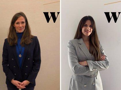 Welzia Management ficha a dos banqueras para su equipo de asesoramiento y gestión en Madrid y Valencia
