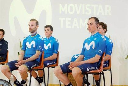 Mas, Valverde y Soler liderarán al Movistar Team en la Volta a Catalunya