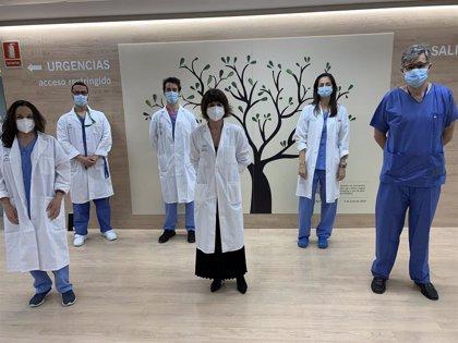 Hospital Macarena de Sevilla cierra el año con 35 trasplantes de córnea realizados pese a limitaciones de pandemia