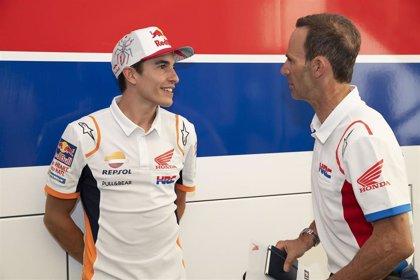 """Puig: """"Marc lleva demasiado tiempo fuera de las carreras, pero sigue siendo un verdadero campeón"""""""