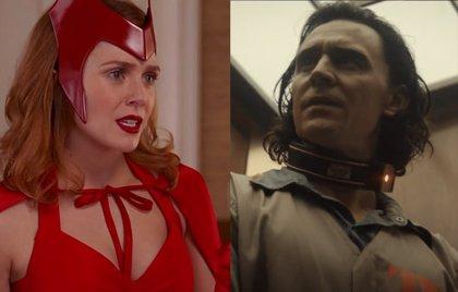 WandaVision (Bruja Escarlata y Visión) conecta con Loki y Ant-Man 3 Quantumania