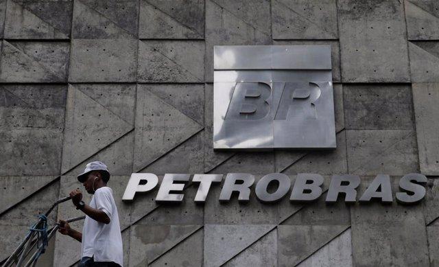 Archivo - Sede de Petrobras en Río de Janeiro