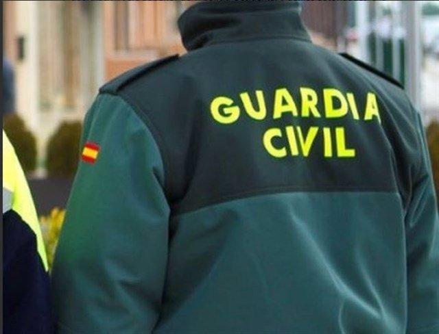 Archivo - Agente de la Guardia Civil