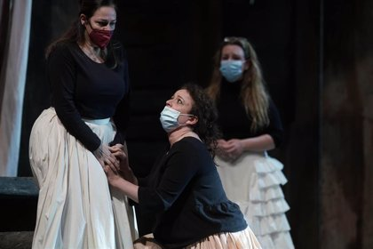 El Teatro Real apuesta por una 'puesta en abismo' en el regreso de 'Norma'