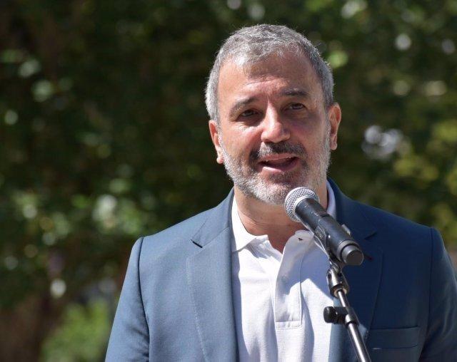 Archivo - Arxiu - El secretari de política municipal del PSC i primer tinent d'alcalde de Barcelona, Jaume Collboni.