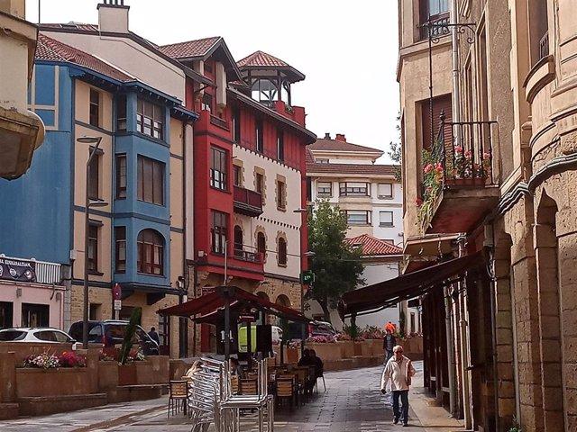 Archivo - Viviendas en Algorta (Getxo)