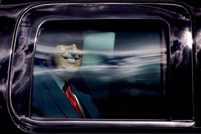 El expresidente de Estados Unidos, Donald Trump.