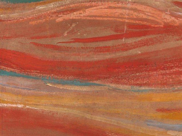 Inscripción oculta en 'El Grito' de Munch
