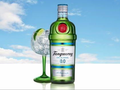 """Diageo lanza Tanqueray 0,0%, una nueva propuesta con """"todo el sabor"""" y sin alcohol"""