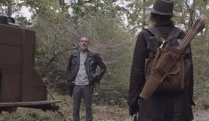 VÍDEO The Walking Dead 10x17: Negan y Maggie cara a cara en el arranque de Home Sweet Home